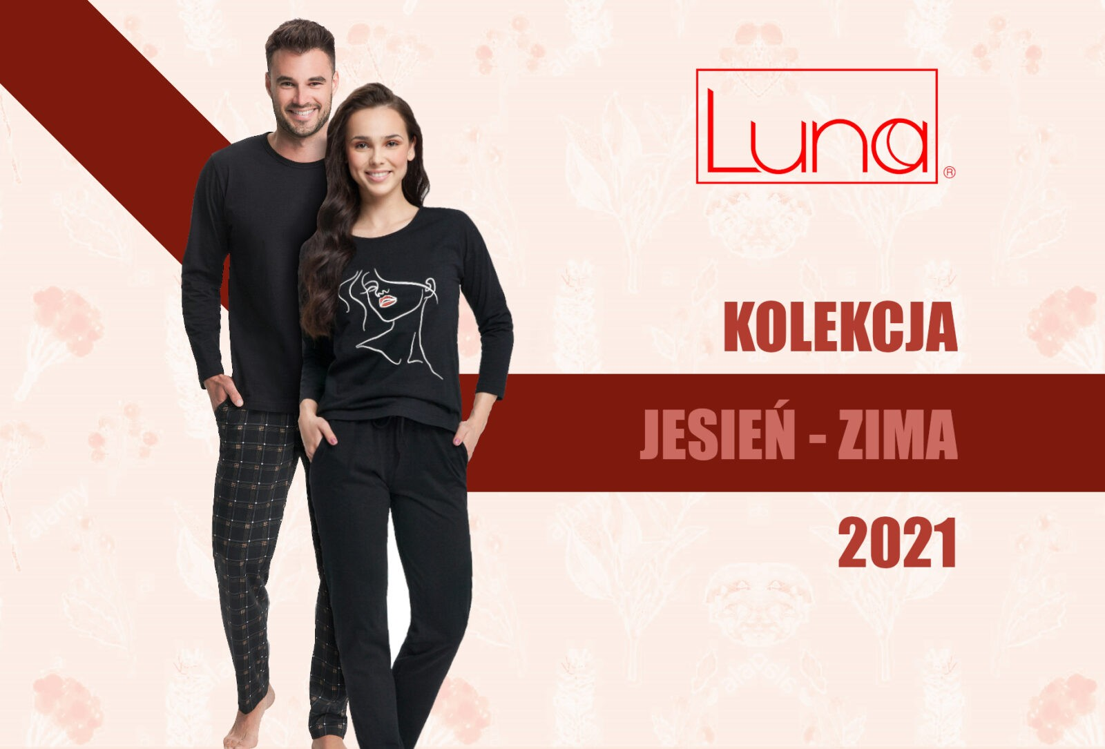 kolekcja jesien-zima 2021 Luna
